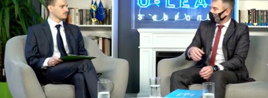 У разі надання  послуг на базі ЦНАПів державний бюджет зекономить до 10 млрд грн на рік — Голова НАЗК Новіков