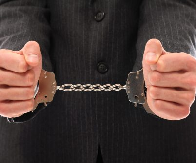 87 persons were held criminally liable for corruption in October