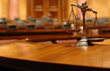Court says the judges of the Constitutional Court of Ukraine cannot be found guilty of administrative offenses related to the conflict of interest