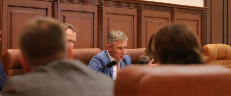 Голова НАЗК Олександр Новіков зустрівся з представниками Парламентської Асамблеї Ради Європи