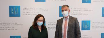 Поширення практик цифрових інструментів боротьби з корупцією в Україні та світі: Голова НАЗК зустрівся з Координаторкою системи ООН в Україні