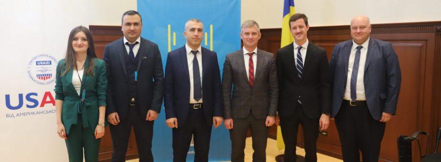 """""""Ми плануємо перетворитися на IT-організацію до кінця цього року"""", — Голова НAЗК Новіков під час візиту вірменської Комісії з питань запобігання корупції"""